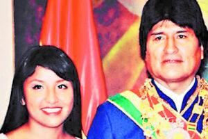 Bolivia autoriza salvoconducto a hija de Evo Morales para asilarse en México