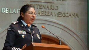 Cártel sí convocó a mando policiacos del Edomex a una reunión, admite secretaria de Seguridad estatal