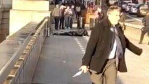 Héroe del ataque de Londres es un asesino que cumple cadena perpetua