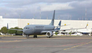 Avión de la Fuerza Aérea mexicana va por Evo Morales