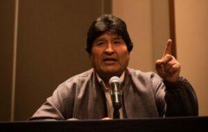 """Congreso de Aguascalientes declara a expresidente Evo Morales """"persona Non Grata"""""""