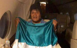 ¿Qué contempla el asilo político a Evo Morales?