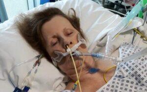 Mujer es inducida al coma tras sufrir rasguño de su gato