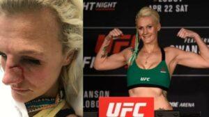 Luchadora de la MMA denuncia en redes agresión de su novio