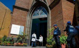 Sujeto se suicida en una capilla tras asesinar a su pareja sentimental