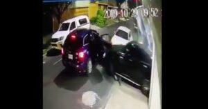 Detienen a implicado en intento de asalto a conductor de camioneta en Lindavista