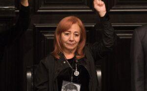Rosario Piedra Ibarra es elegida como la nueva titular de la CNDH