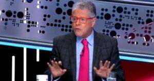 """""""Ojala hubiera más golpes de Estado"""", dice el periodista Sergio Sarmiento"""