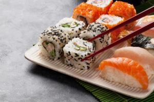 Comer sushi mal preparado puede provocar una parasitosis