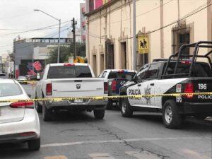 Hombre abate a presunto ladrón en fábrica de Monterrey