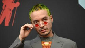 J Balvin, el artista con más reproducciones en Spotify México en la última década