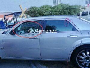 Sujeto es asesinado a tiros cuando regresaba de cortar su árbol de Navidad