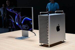 La nueva computadora de Apple es más cara que un auto eléctrico Tesla