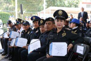 Policías de la CDMX bajan hasta 14 kilos en cuatro meses