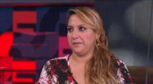 Karen Espíndola ofrece disculpas y dice que no dimensionó lo que pasó