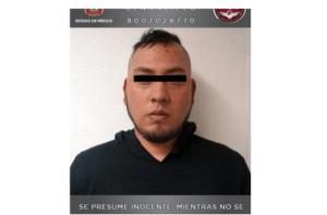 Capturan a feminicida de Toluca involucrado en al menos tres asesinatos