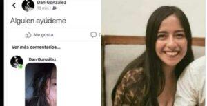 Daniela Abigail desapareció en Toluca después de que pidió ayuda en redes sociales