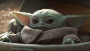 """""""Bebé Yoda"""", el nuevo personaje de Star Wars que se hace viral en redes"""
