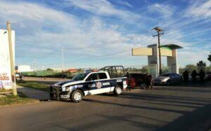 Hallan el cadáver de una mujer dentro de un bote de basura en Torreón