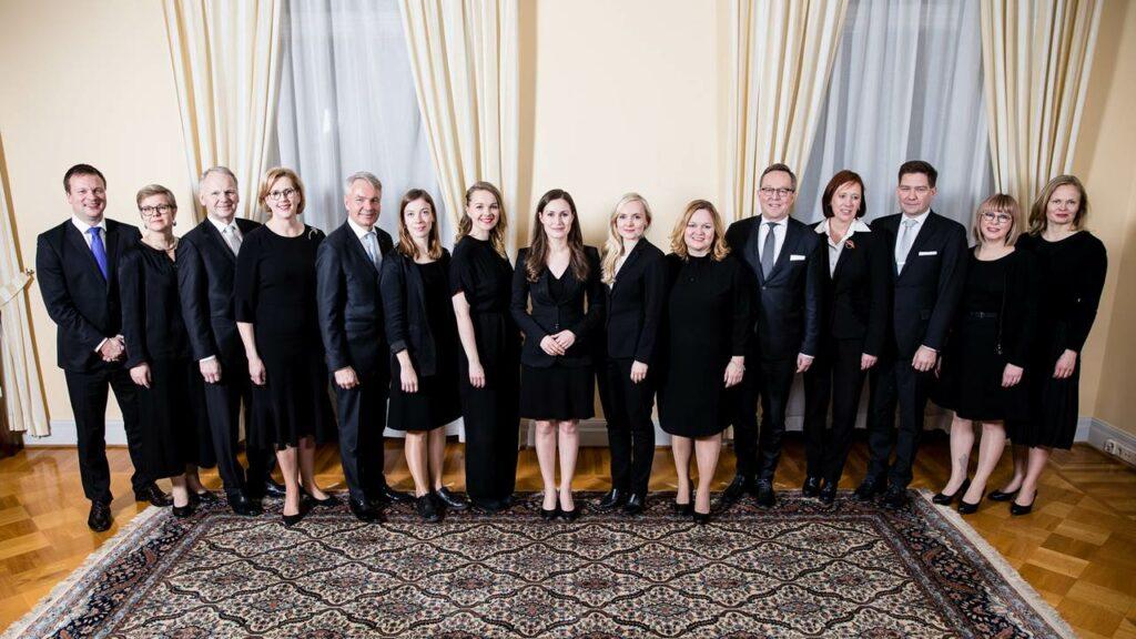 El gabinete de Finlandia destaca por estar integrado en su mayoría por mujeres