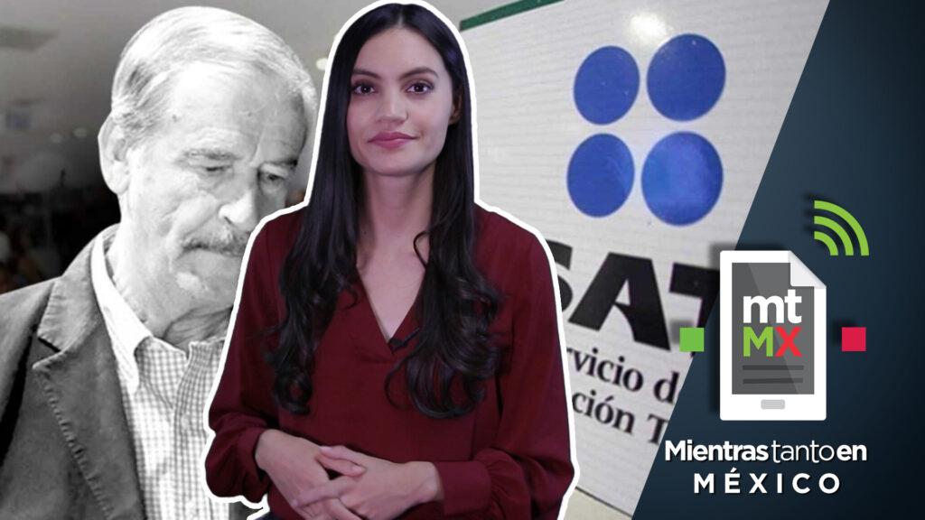 Vicente Fox, investigado por corrupción