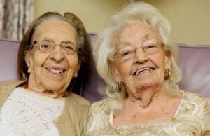 La historia de dos mujeres que han sido amigas casi 80 años
