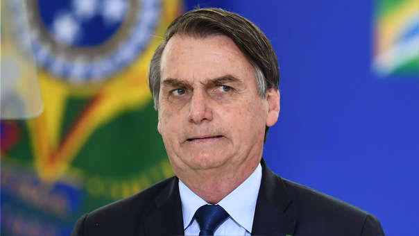 "Jair Bolsonaro llama ""mocosa"" a Greta Thunberg; ella le responde en Twitter"