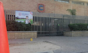 Arrestan al abuelo del menor que realizó tiroteo en escuela de Torreón