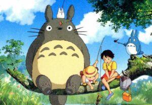 """Llegan a Netflix """"El viaje de Chihiro"""" y """"Mi vecino Totoro"""""""