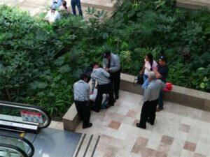 Ladrón muere de un infarto tras asaltar a una mujer y ser detenido