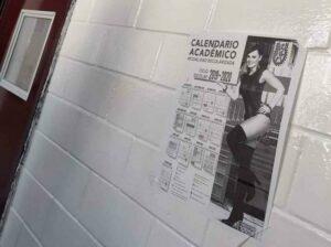 Maribel Guardia aparece en calendario escolar del IPN