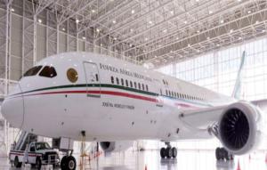 Esto tendría que gastar en impuestos y mantenimiento el ganador del avión presidencial