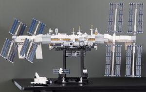 LEGO lanza Kit de la Estación Espacial Internacional