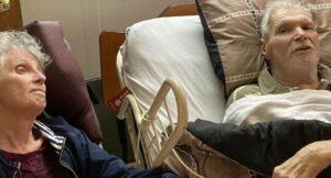 Pareja de la tercera edad muere el mismo días tras pasar 65 años juntos