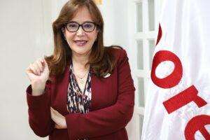 Yeidckol Polevnsky desconoce a nuevo presidente interino de Morena