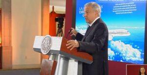 Prensa extranjera califica como un intento desesperado la rifa del avión presidencial