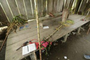 Secta evangélica sacrifica a 6 niños y a una mujer embarazada