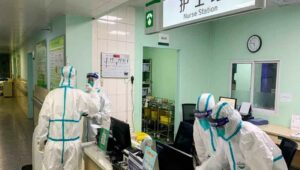 China confirma primera paciente curada de coronavirus