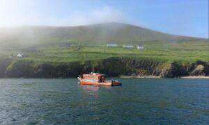 Buscan a dos personas que vivan una isla remota de Irlanda sin electricidad ni Wifi