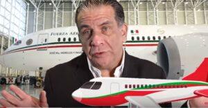 El inútil y caro avión presidencial de México