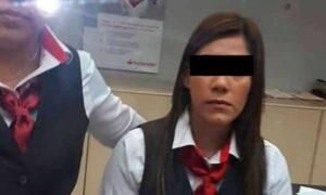 Cajera demanda a cuentahabiente que la acusó de ser cómplice de asaltantes