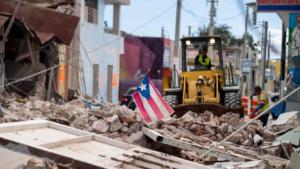 Tiembla nuevamente en Puerto Rico, la magnitud del sismo fue de 5.0