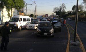 Conductor de Uber es asesinado en Naucalpan por una disputa vial