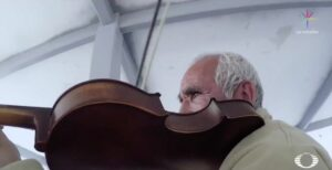 Violinista que se defendió de asalto queda en libertad