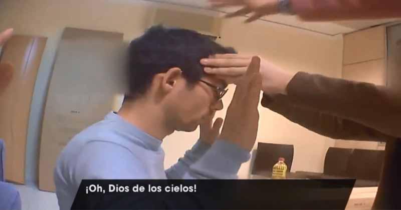 """Periodista se practica exorcismo para """"dejar de ser homosexual"""""""