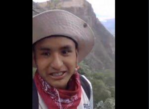 Joven consigue trabajo como encuestador del INEGI y su reacción se hace viral