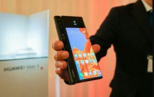Huawei presenta el nuevo Mate Xs, su nuevo teléfono plegable