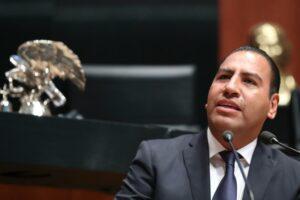 Senador de Morena responsabiliza a padres de Fátima por el asesinato de la menor