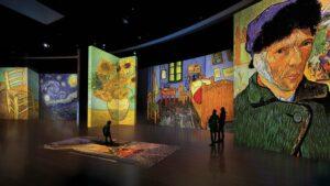 Asiste completamente gratis a la expo Van Gogh Alive: The Experience