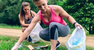 Plogging, la nueva tendencia de cuidar al medio ambienta mientras corres